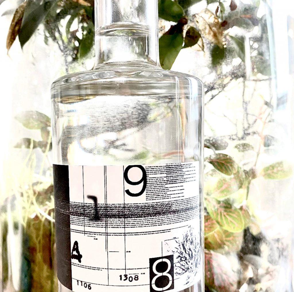 Gin Benizakura